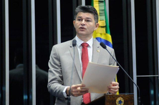 Senador caicoense José Medeiros será candidato a presidente do Senado