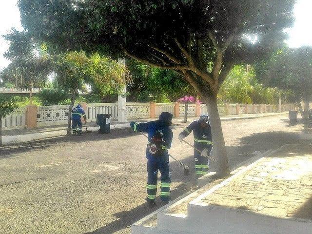 Prefeitura de Mossoró contrata nova empresa para serviços de limpeza