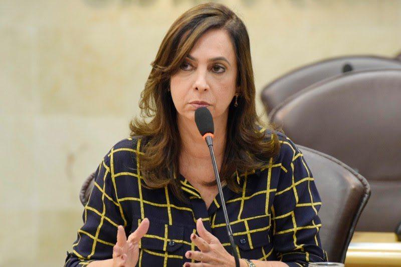 Deputada Márcia sugere elaboração de plano para conter aumento da violência