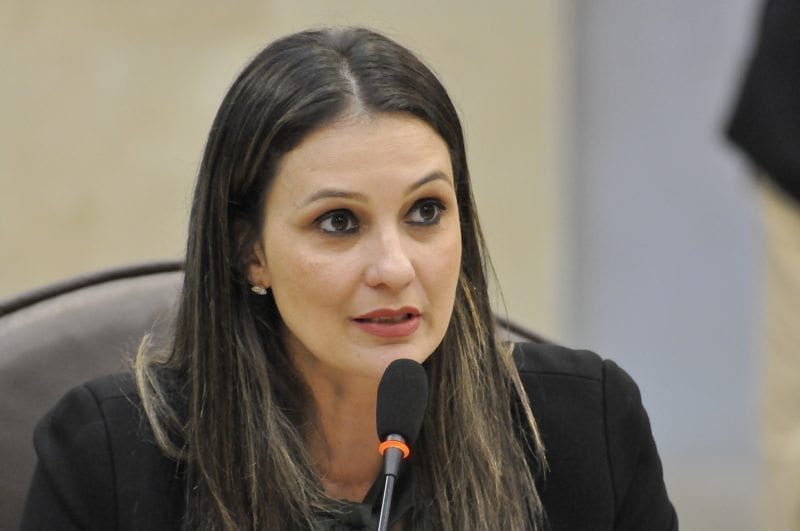 Deputada Cristiane Dantas faz apelo por mais doação de sangue no RN