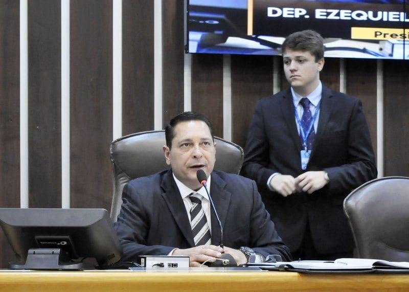 Presidente do Legislativo anuncia a Escola da Assembleia, reconhecida pelo MEC