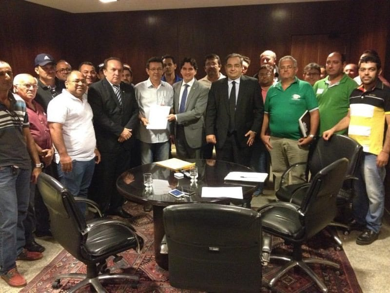 Deputado George Soares declara apoio a projeto que regulamenta transporte intermunicipal