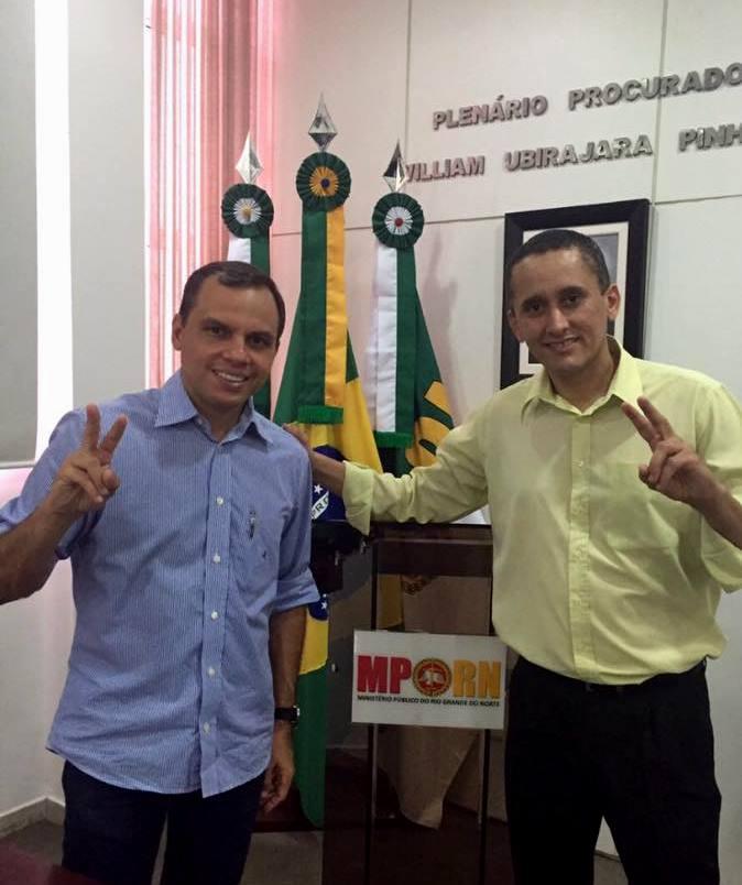 Servidores do MP elegem novo presidente