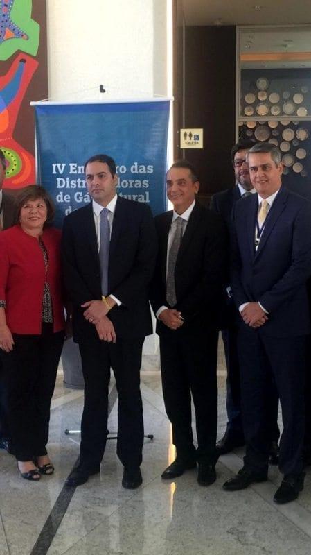 Diretor presidente representa a Potigás no Encontro de Distribuidoras de Gás do Nordeste