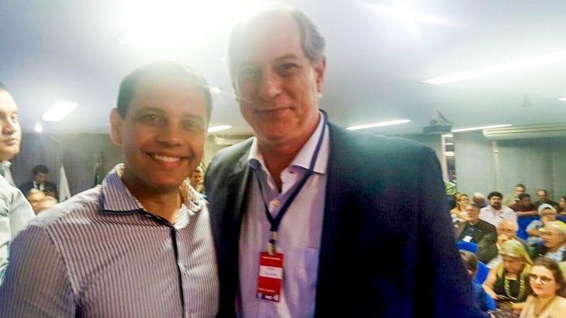 Secretário geral do PDT-RN, Kleber Fernandes participa de reunião nacional do partido
