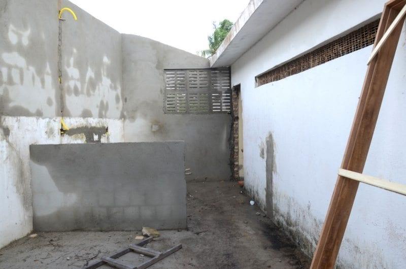 Prefeitura de São Gonçalo realiza reforma e ampliação em prédio para abrigar nova base do SAMU