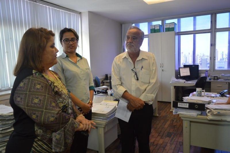 Nova secretária de Saúde visita unidades e aponta prioridades