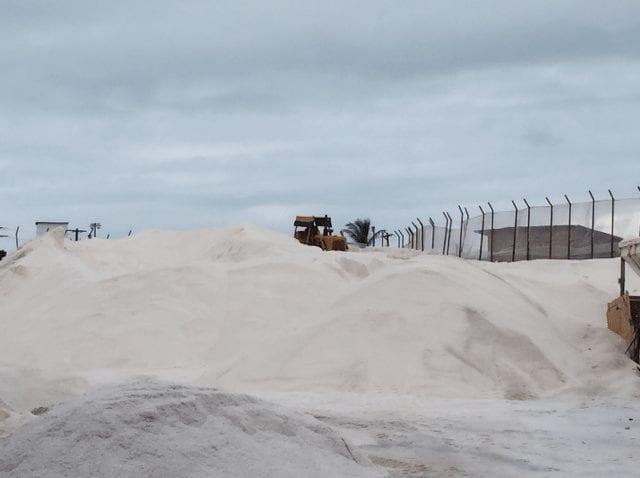 CODERN avança nas negociações para ampliar movimentação de sal pelo Porto de Natal