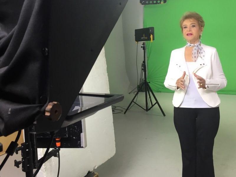 Sucessão em Parnamirim: Wilma de Faria declara apoio ao pré-candidato Carlos Augusto Maia
