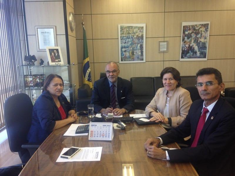 MEC viabilizará integração dos hospitais regionais de Caicó e Currais Novos à EBSERH