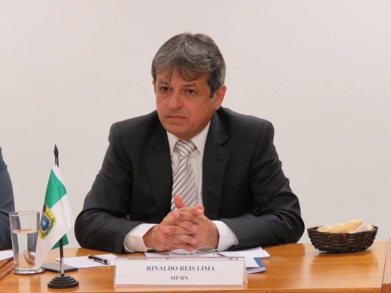 Rinaldo Reis é eleito presidente do Conselho Nacional de Procuradores-Gerais