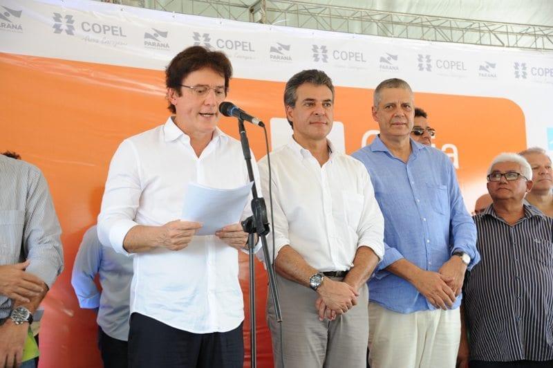 Governador dá início à construção de complexo eólico em Pedra Grande