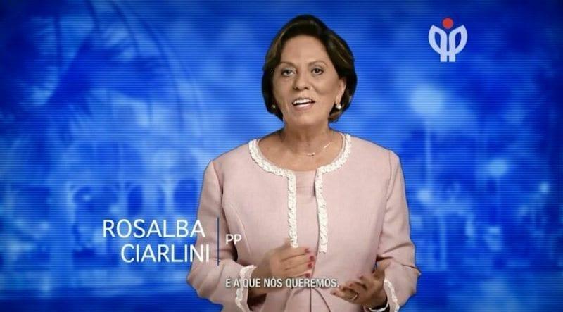 Rosalba Ciarlini virá ré por não usar recursos para segurança