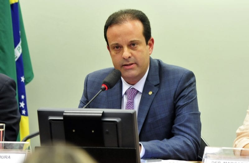 Deputado federal André Moura Foto: Agência Câmara