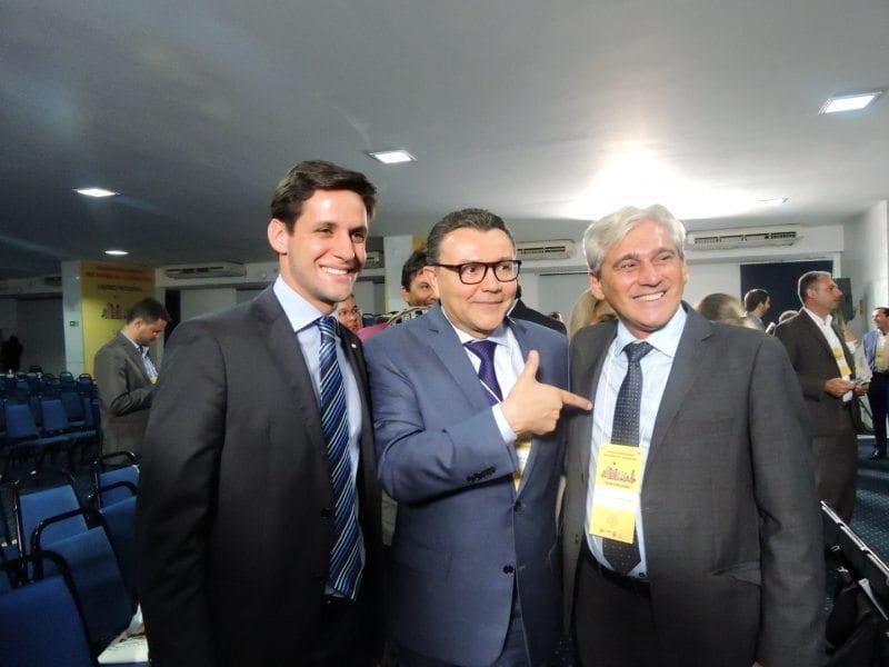 Buscando a prefeitura de Parnamirim, vereador Ricardo Gurgel participa de encontro do PSB em Brasília