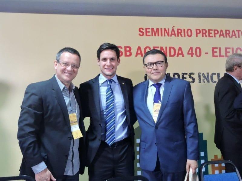 Pré-candidatos do PSB-RN participam de evento em Brasília