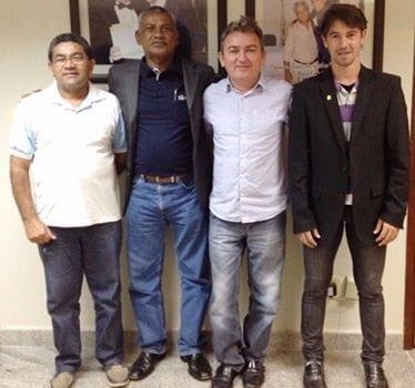 Presidente Estadual do PHS RN empossa nova direção municipal em Natal