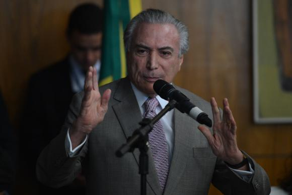 Michel Temer FOTO: Fabio Rodrigues Pozzebom/Agência Brasil