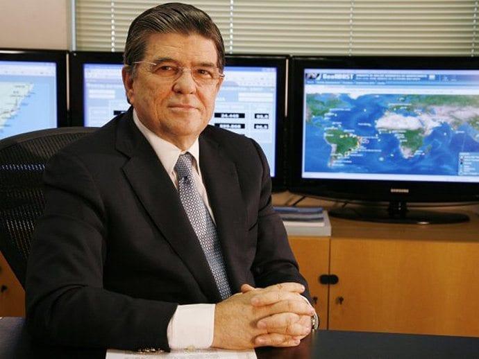 Sérgio Machado(Transpetro/Divulgação)