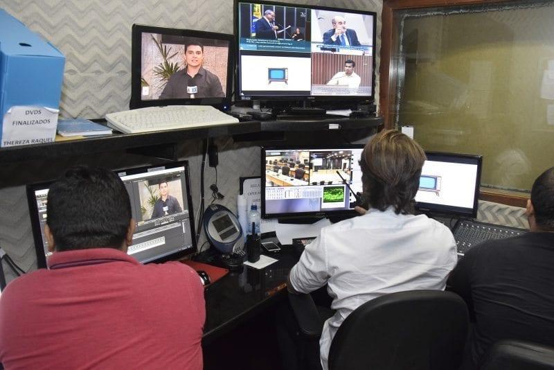 TV Assembleia lança hoje sua nova programação