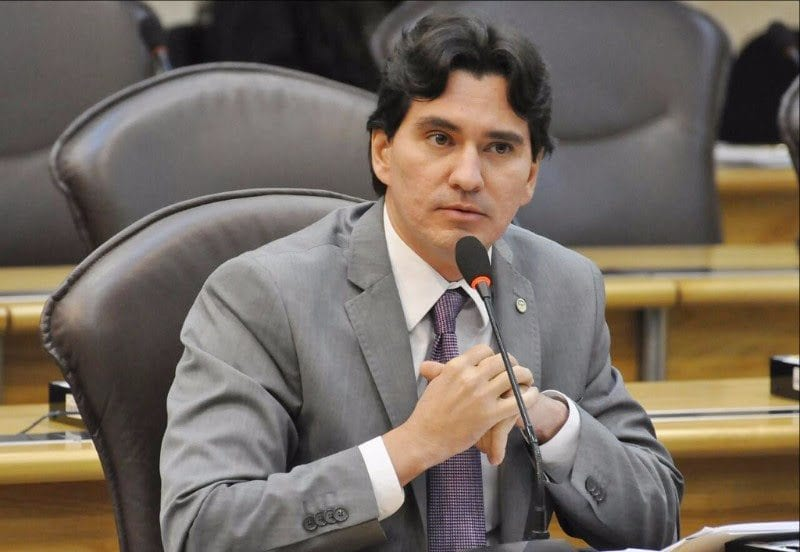 Em pronunciamento na Assembleia, George Soares elogia escolha do secretário de Agricultura