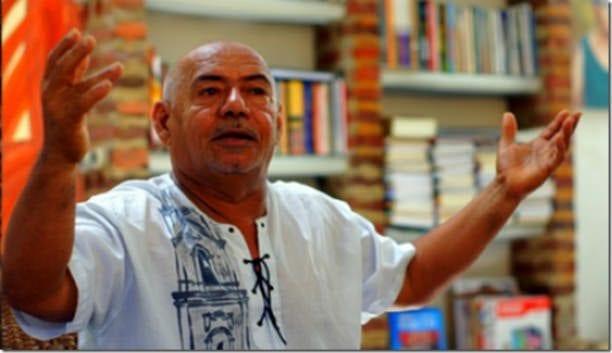 Em Mossoró, poeta Antonio Francisco será um dos condutores da Tocha Olímpica