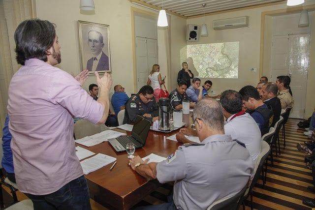 Prefeitura de Mossoró elabora Plano de Segurança para MCJ 2016