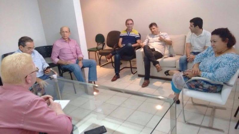 Presidente municipal do PMDB afirma que escolha do vice será exclusiva do partido