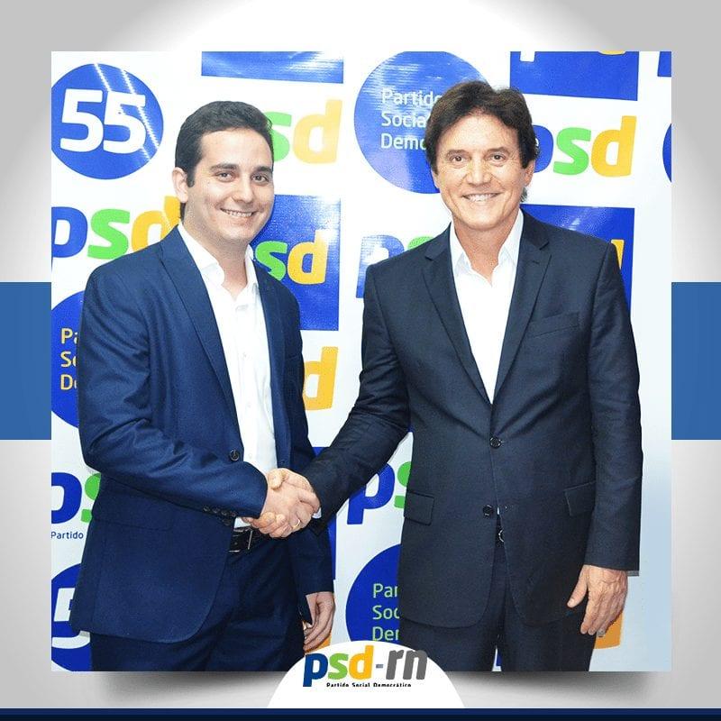 Pré-candidato a prefeito, deputado Jacó Jácome assume presidência municipal do PSD