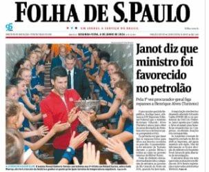 Rodrigo Janot afirma que Henrique Alves foi beneficiado pelo petróleo