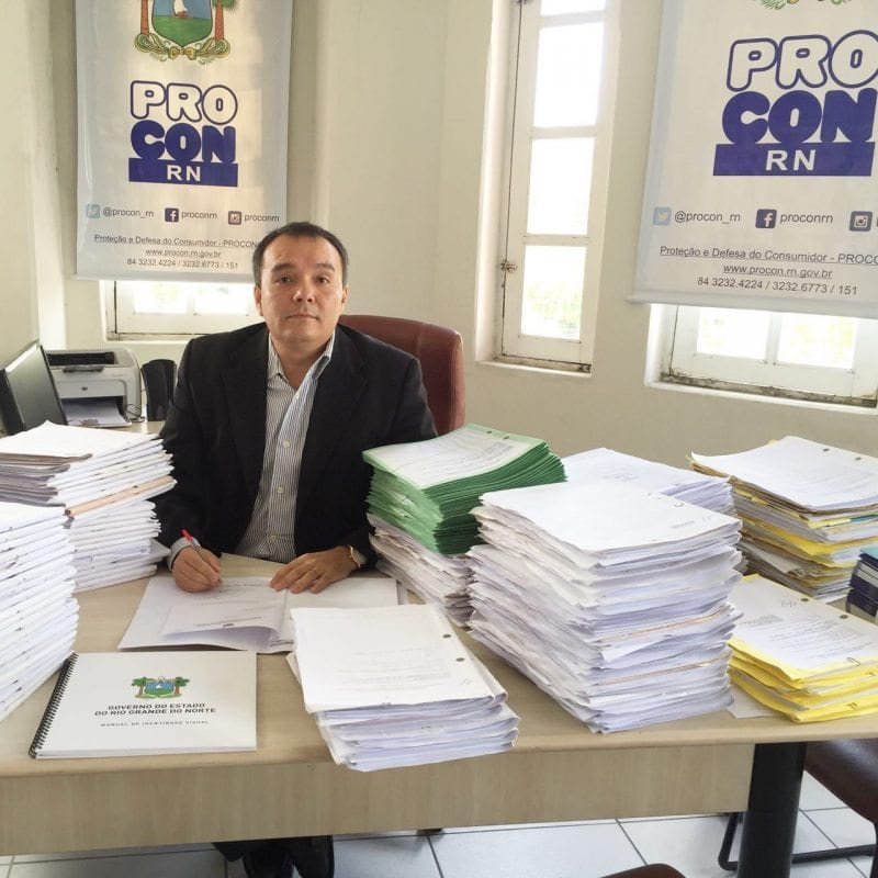PROCON do Rio Grande do Norte tem novo Coordenador Geral