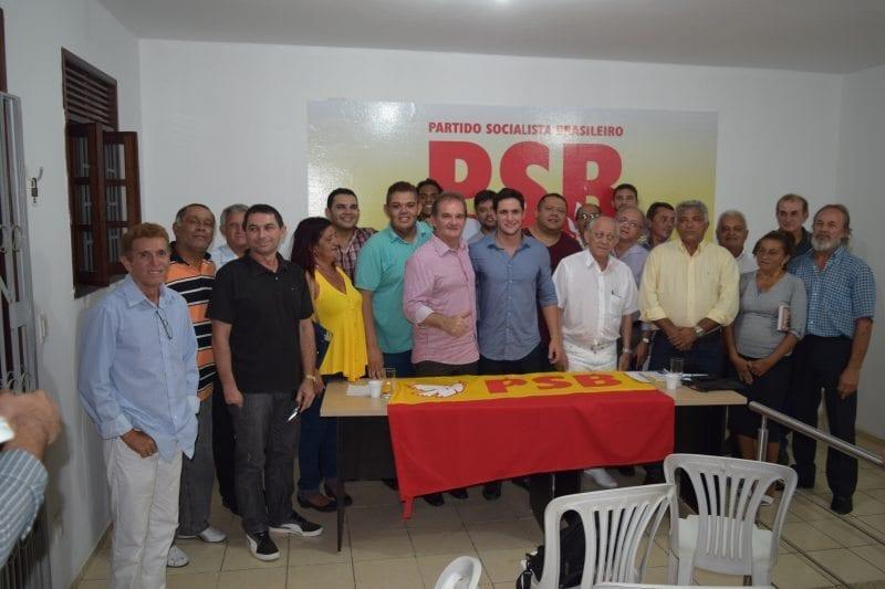 PSB Natal realiza reunião e reafirma intenção de candidatura própria