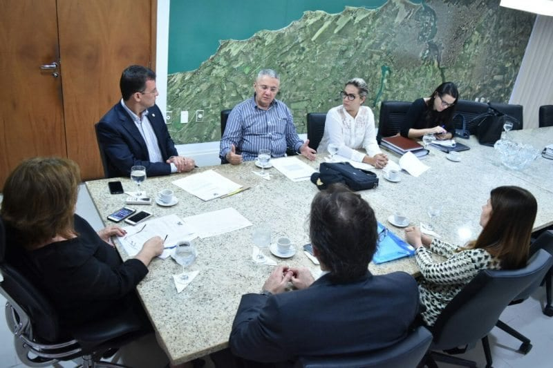 Deputado Dison Lisboa solicita ao Diretor do DER celeridade nas obras de acesso ao Polo Industrial de Goianinha