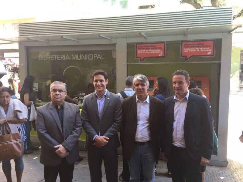 Pré-candidato a prefeito de Natal, Rafael Motta  conhece gestão da educação, mobilidade e segurança em Belo Horizonte