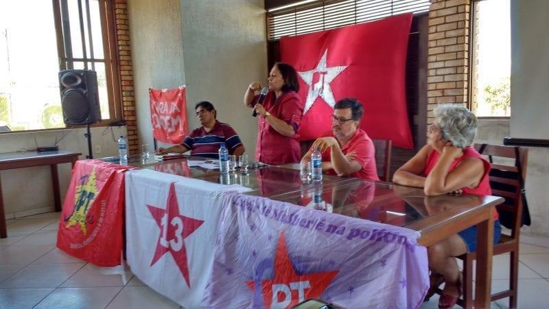 PT realiza seminário Político-Eleitoral no Agreste
