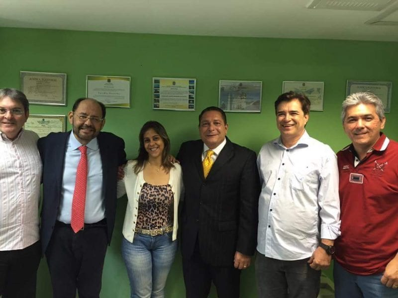 Médico Marcos Lima anuncia apoio à pré-candidatura de Gilcelly Adriano