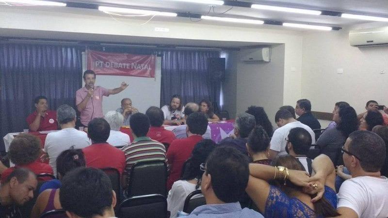 PT reúne pré-candidatos e Fátima afirma que campanha precisa de unidade