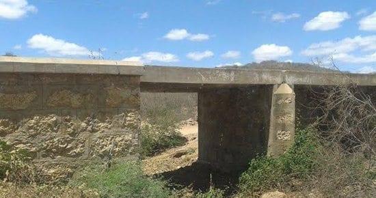 Prefeita de Equador alerta para situação das pontes na estrada que liga Equador a Parelhas