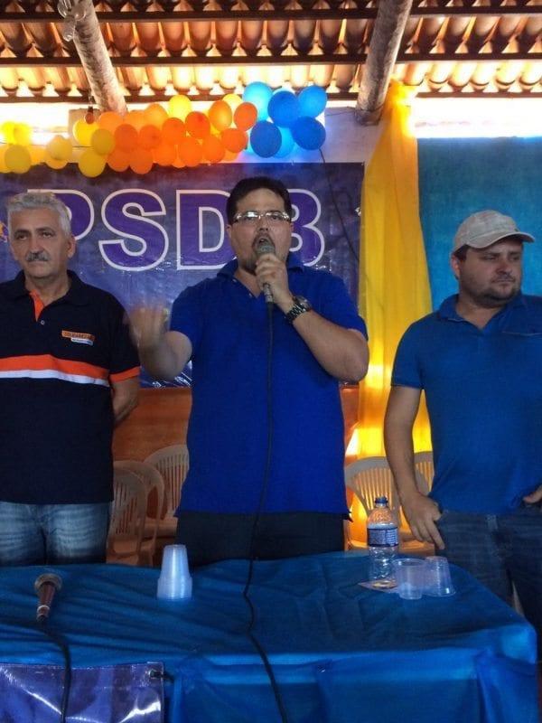 Em Severiano Melo, PSDB terá candidato a vice-prefeito