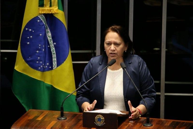 Senadora Fátima Bezerra defende ampla discussão de projeto que altera a Lei Maria da Penha