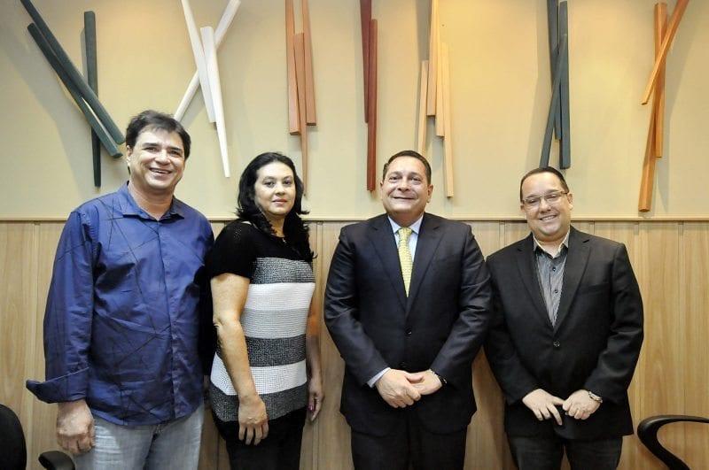 Deputado Ezequiel Ferreira vai solicitar agilidade na reforma do Centro de Convenções