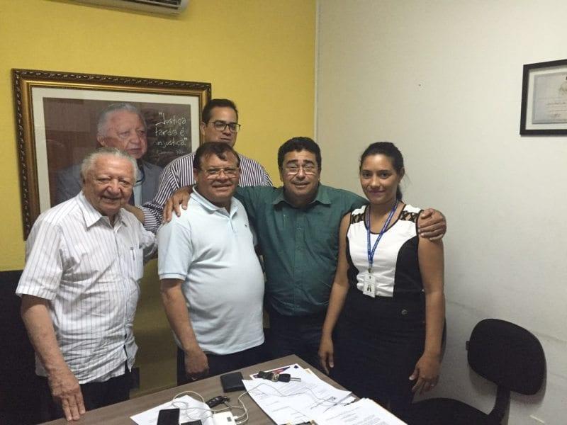 Líderes do PSDC discutem pleito 2016 em Natal com PRB