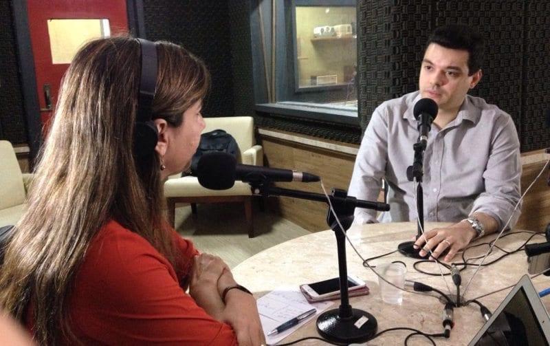 Deputado Walter Alves confirma que vice de Carlos Eduardo será Hermano Morais ou Álvaro Dias