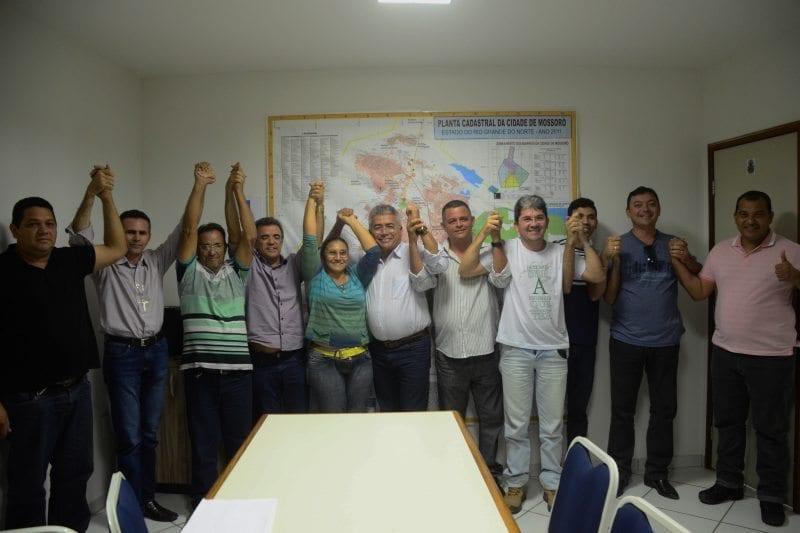 Sucessão em Mossoró: PR apoiará Tião Couto para prefeito