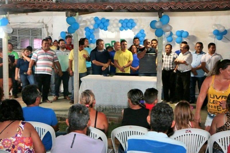 PRB oficiliaza apoio a Francisco José Júnior
