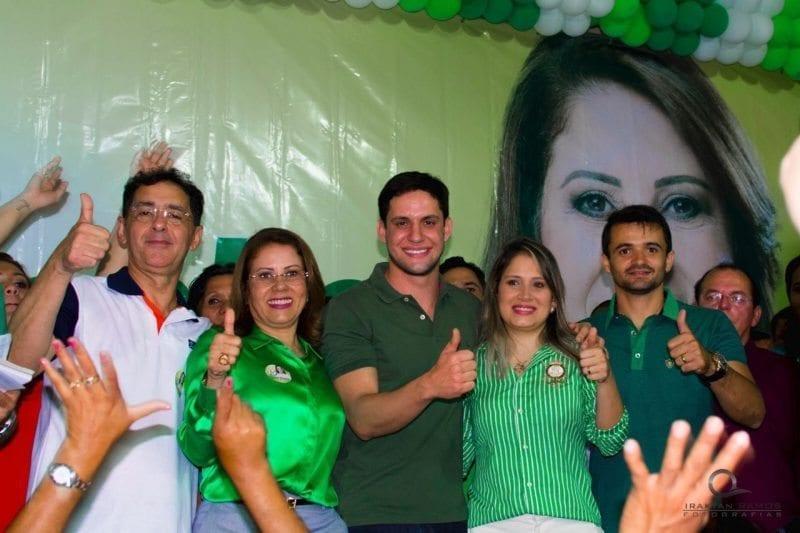 Sucessão em Canguaretama: Fátima Marinho reúne dois ex-prefeitos e 10 partidos em torno da sua reeleição