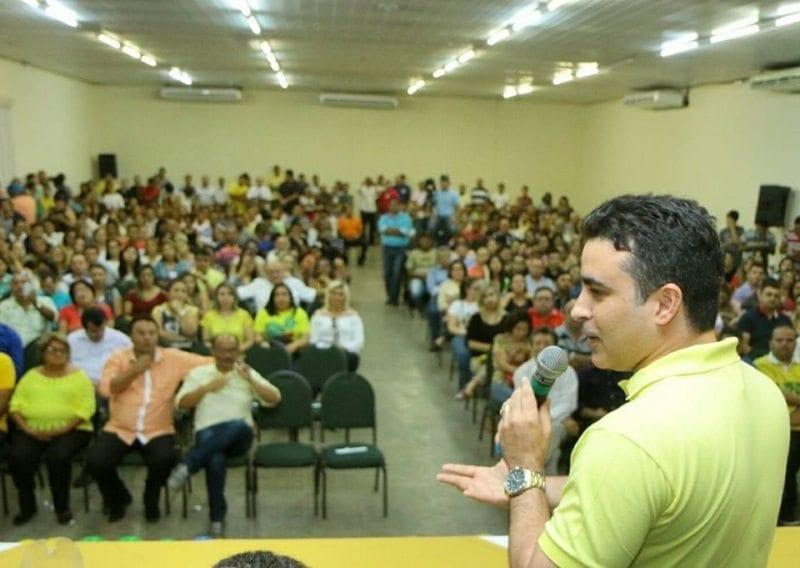 Sucessão em Mossoró, Francisco José Júnior reúne filiados do PSD
