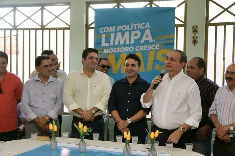 Micael Melo é oficializado pré-candidato a vice na composição com o PSD