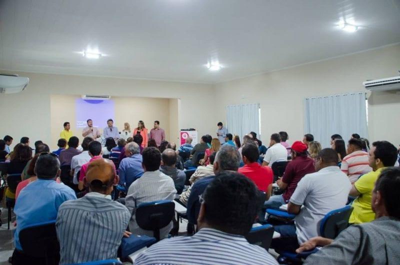 Deputado Beto Rosado participa de encontro do PP em Caicó