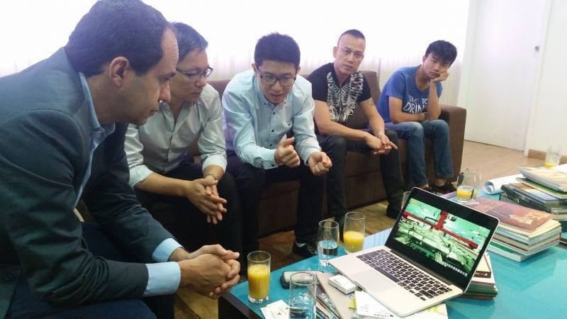 Grupo chinês instalará fábrica de placas solares no RN